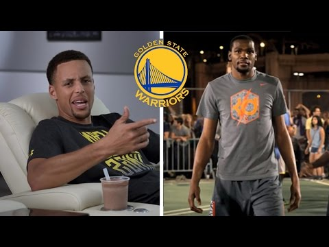 Thumbnail: FUNNY Golden State Warriors Commercials Ft Steph Curry, Draymond Green, Kevin Durant