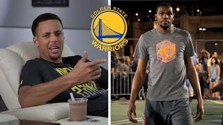 Repeat youtube video Best Golden State Warriors Commercials Ft  Steph Curry, Draymond Green, Kevin Durant