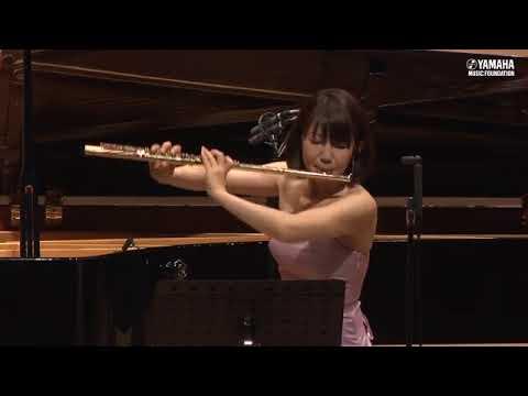 フルートとピアノのための小品 / 奈良 彩葉 ~ヤマハ・ハイライト・コンサート in TOKYO 2017