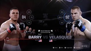 EA Sports UFC 2 - All Fighters | Overall (HD) [1080p60FPS]
