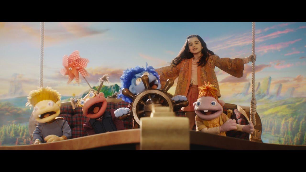 Trailer La gran aventura de los Lunnis y el Libro Mágico