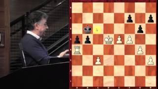 Rook & Pawn Endgames - GM Yasser Seirawan - 2015.02.03