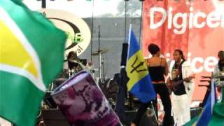 Reggae on the Hill - Queen Ifrica - Brown Skin
