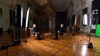Президент Беларуси дал интервью для документального фильма о Борисе Ельцине