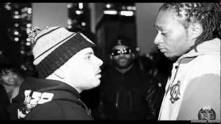 SMACK/ URL PROVING GROUNDS: K- HOLLA VS VICCI