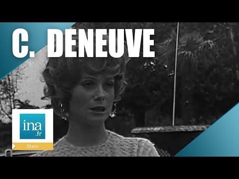 Catherine Deneuve  'Les demoiselles de Rochefort' c'est moi | Archive INA