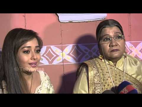 Uttaran's LAST DAY SHOOT Leaves TINA DUTTA aka MEETHI Emotional