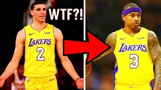 Why Lonzo Ball's NBA Career is OVER!!! Isaiah Thomas Has Destroyed Lonzos/Lakers Hopes.