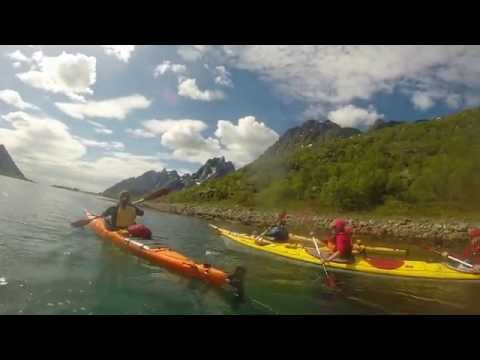 Norway, Lofoten kayak trip