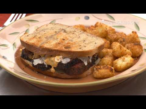 The Ultimate Reuben Sandwiches On Steroids