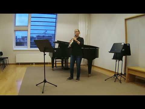 Carl Maria von Weber - Gran Duo Concertant, 1. Satz