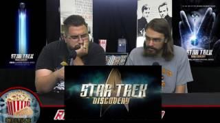 ReelTime Reaction: Star Trek Discovery trailer