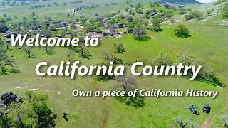 California Country 320 Historic Acres For Sale