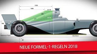 Formel-1-Regeln 2018 erklärt: Das sind die Neuerungen für nächste Saison thumbnail