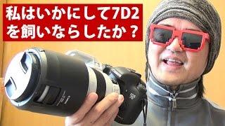 Canon EOS 7D Mark II 長期使用レビュー EF100-400mm F4.5-5.6L IS II USM 望遠ズームレンズ 使いこなし