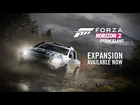 Forza Horizon 2 - Storm Island 拡張パック