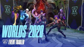 Worlds Pass 2020 | Official Event Trailer - League of Legends