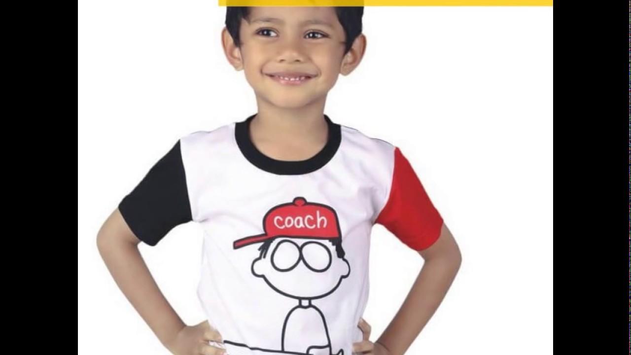 Baju Anak Cowok Keren Baju Anak Laki Laki Wa 082 333 1313 26 Youtube