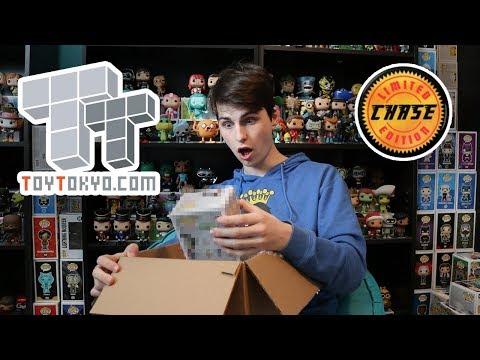 Toy Tokyo $30 Mystery Funko Pop Box (Epic Chase)