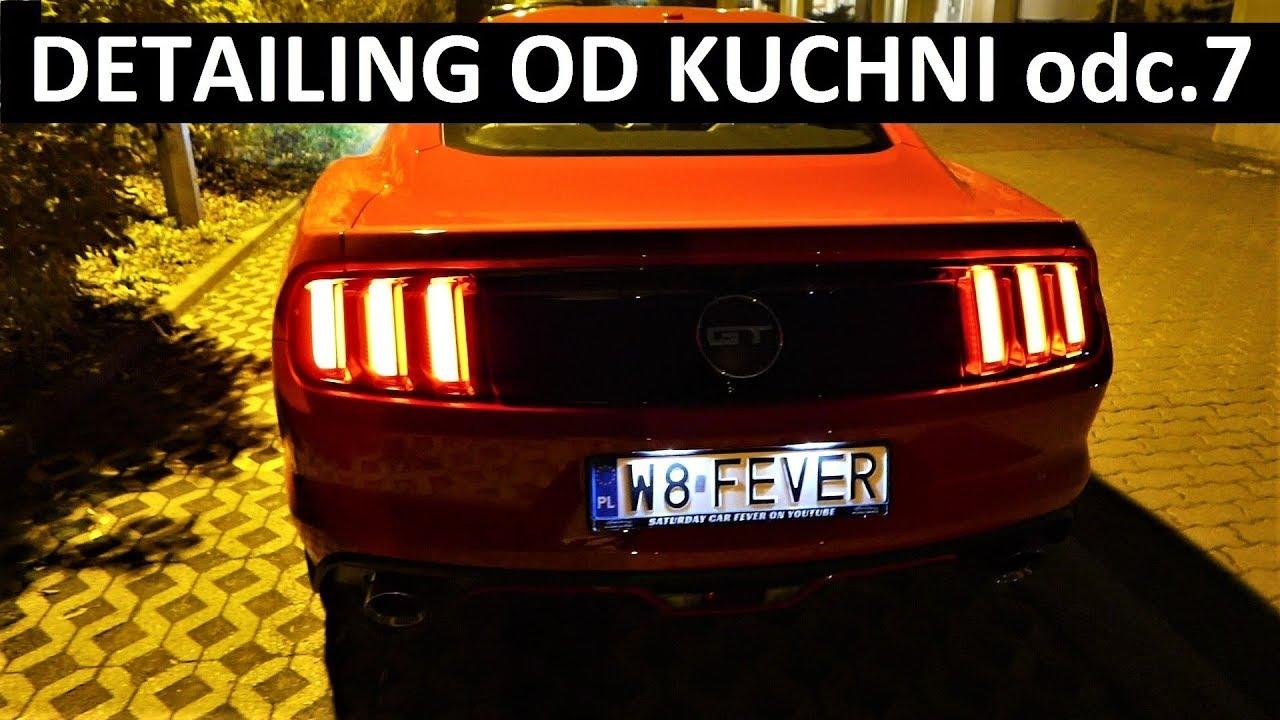 DETAILING OD KUCHNI – odc.7 WRAŻENIA KLIENTA – Ford Mustang GT V8 Vlog