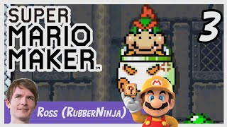 Super Mario Maker: Take That Ross! (Ross from GameGrumps) Part 3