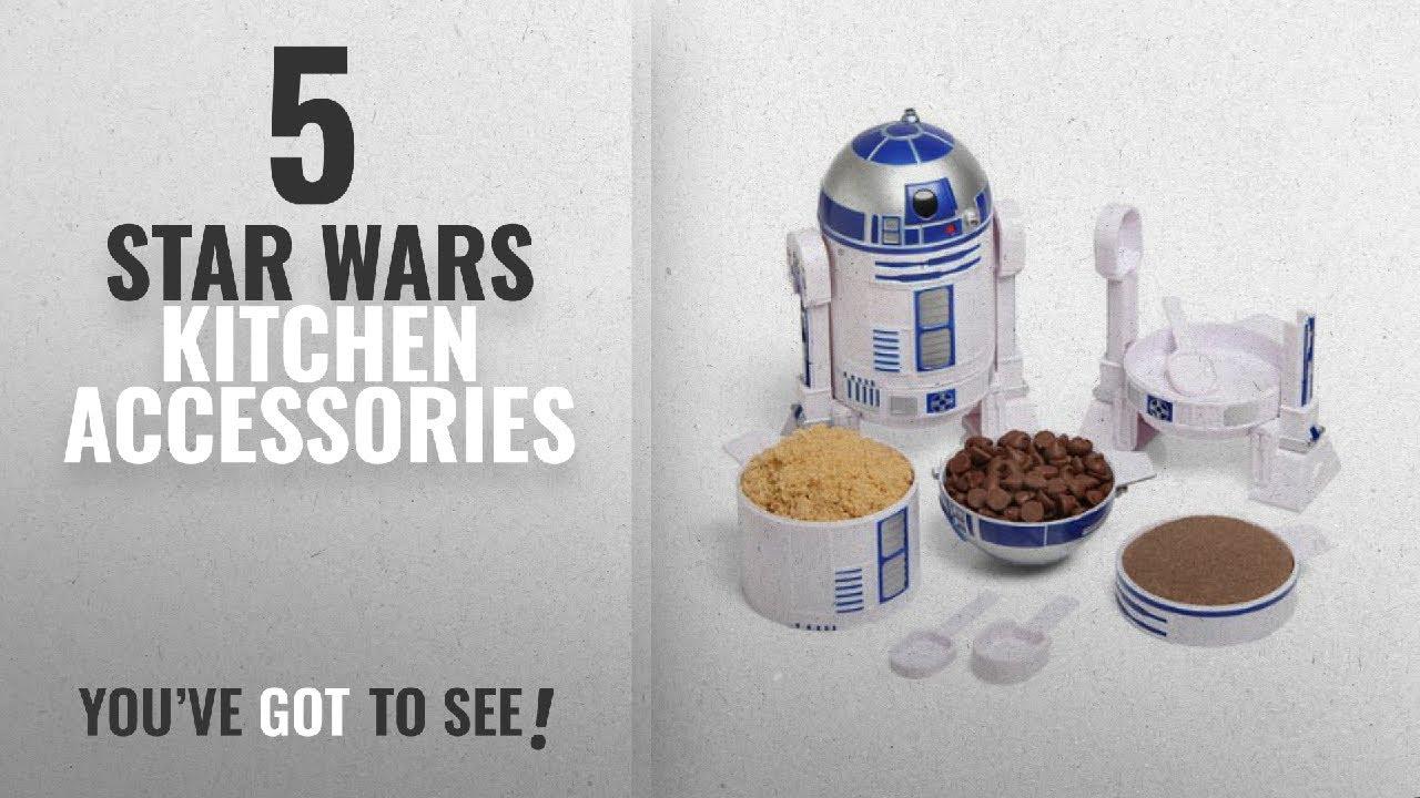 Star Wars Kitchen Accessories | Top 10 Star Wars Kitchen Accessories 2018 Thinkgeek Star Wars R2