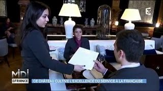 Ecole hôtelière : l'excellence à la française