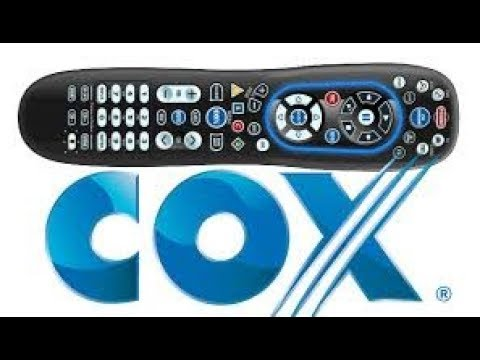 How to program cox cable remote control(easy step by step)2018 Smart TV