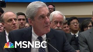Some Surprises Among Damning Mueller Testimony, Bad Day For Donald Trump | Rachel Maddow | MSNBC