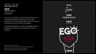 RUR009 - Gandini - Ego (Radio Edit)
