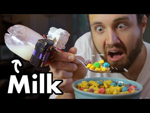 Anti-Soggy Cereal Spoon