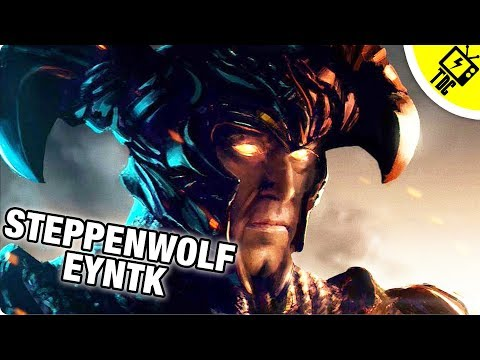 Justice League's Steppenwolf: Everything You Need to Know! (The Dan Cave w/ Dan Casey)