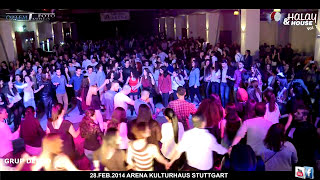 halay house night grup derdo 28 02 2014 stuttgart kulturhaus arena zlem foto video