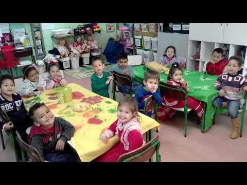Semana Farroupilha na escola Emei Granjinha