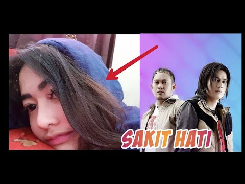 SETIA BAND - SAKIT HATI (cover Lirik By Selly Sesel )