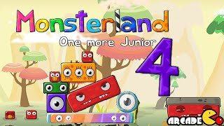 Monsterland 4 One More Junior - Gameplay Walkthrough