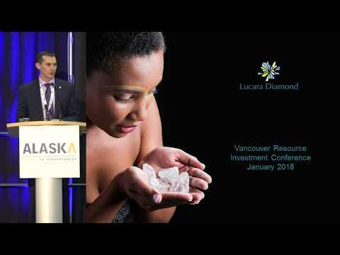 Lucara Diamond Corp with William Lamb