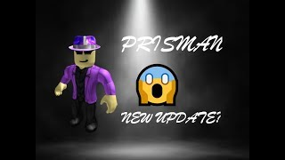 HUGE ASSASSIN UPDATE!/ PRISMAN INVITED ME TO HIS CLAN?? (ROBLOX ASSASSIN)