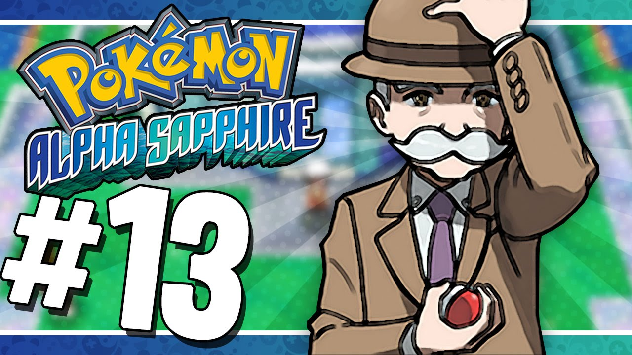 how to get into the oceanic museum in pokemon sapphire