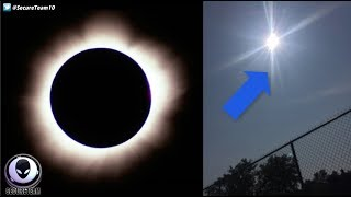 STRANGE Happenings During Solar Eclipse 8/22/17