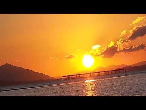 Discover Tunisia: Lake Ichkeul - اكتشف تونس بحيرة اشكل