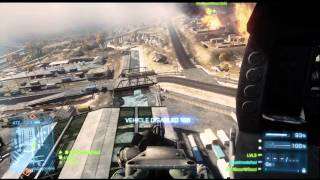 Battlefield 3 - M224 Mortar - HD Gameplay
