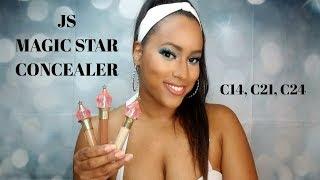 Jeffree Star ⭐ Magic Star Concealer | C14, C21, C24