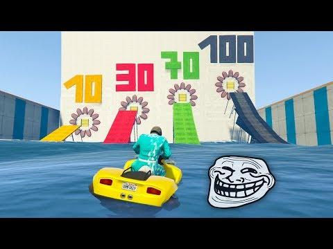 CARRERA TROLL!! +1.000 PUNTOS! - CARRERA GTA V ONLINE - GTA 5 ONLINE
