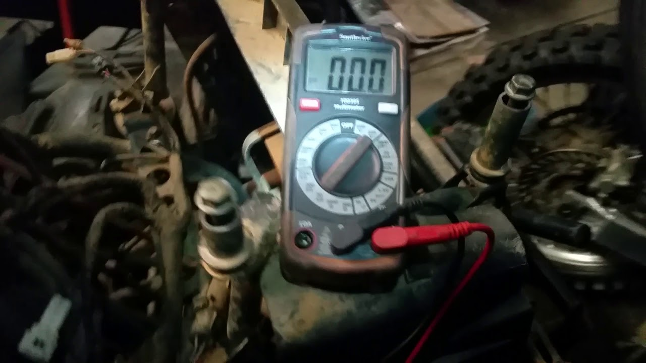 small resolution of 2008 kawasaki brute force pick up coil test crankshaft position sensor test