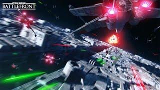 STAR WARS: Battlefront - Звезда смерти (Первый взгляд, Все режимы Full HD,1080p, 60FPS)