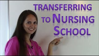 Transferring Credits to Nursing School from a Community College