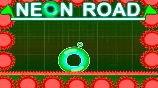 NEON ROAD - FULL GAMEPLAY (1-12 LEVEL) - FULL WALKTHROUGH - FREE GAME (HD)