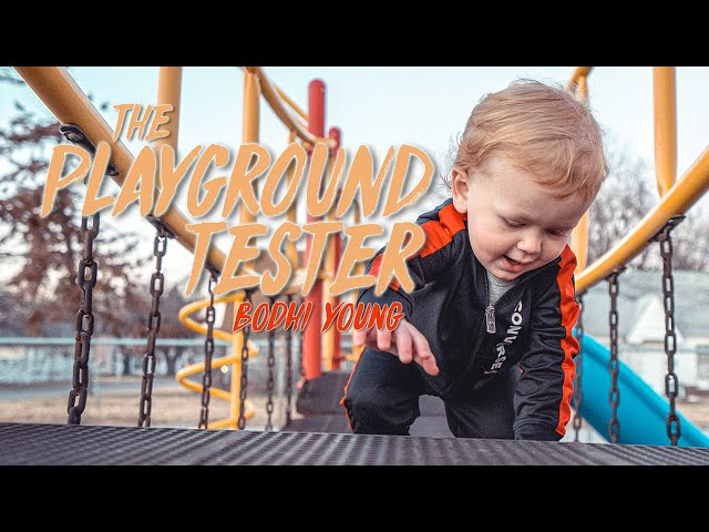 The PLAYGROUND TESTER / Bodhi Young / Converse / Sony / December 26, 2020