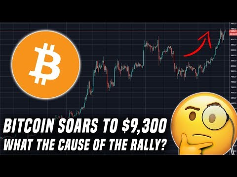Bitcoin Soars to Yearly Highs | What's the cause of the rally?